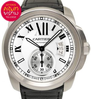 Cartier Calibre Shop Ref. 5508/2133