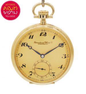 IWC Pocket Watch Shop Ref. 5375/2000