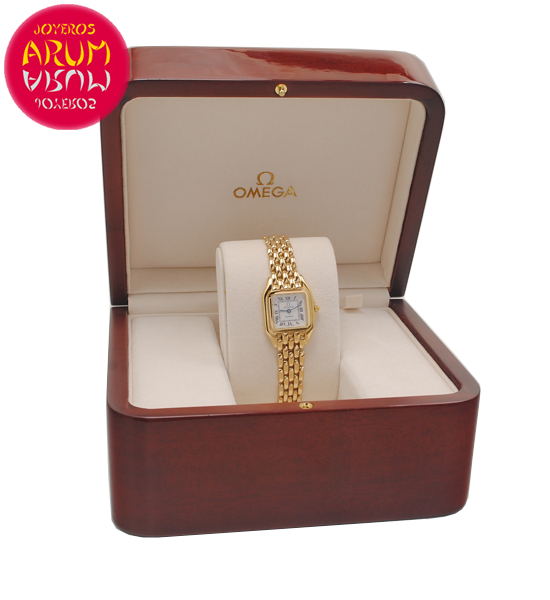 Omega 18K Gold Shop Ref. 5462/2087