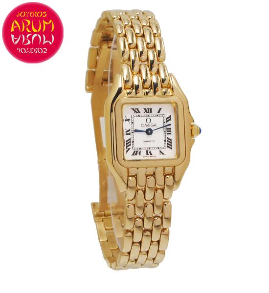 Omega 18K Gold Shop Ref. 5488/2113