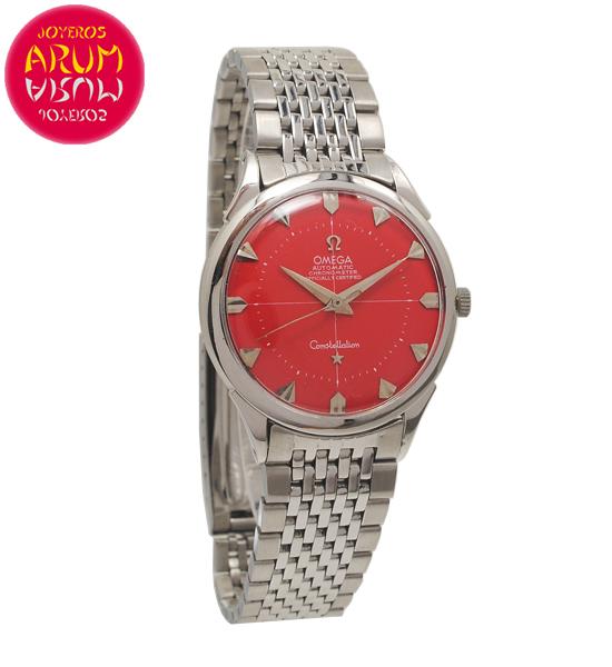 Omega Constellation Vintage Shop Ref. 5493/2118