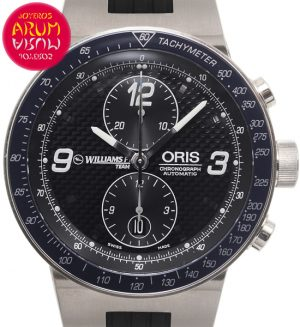 Oris Williams F1 Shop Ref. 5450/2075