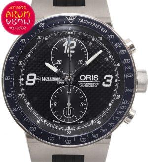 Oris Williams F1 Shop Ref. 5450/2075
