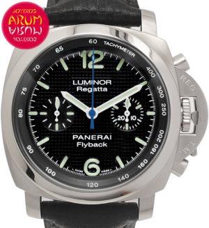 Panerai Luminor Regatta Shop Ref. 5443/2068