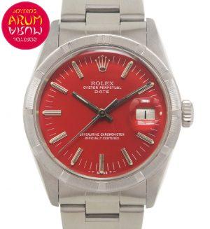Rolex Date Shop Ref. 5001/1626