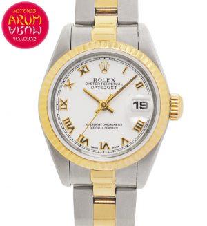 Rolex Datejust Shop Ref. 5470/2095