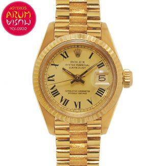 Rolex Datejust Shop Ref. 5481/2106