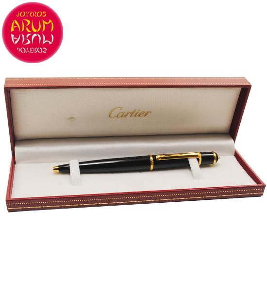 Cartier Diabolo Ballpoint RAJ1557