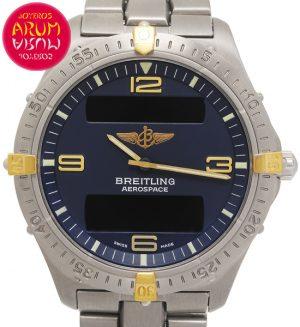 Breitling Aersopace Shop Ref. 5564/2189