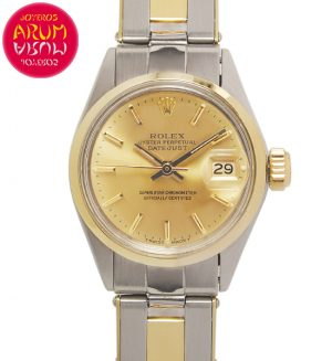Rolex Datejust Shop Ref. 5472/2098