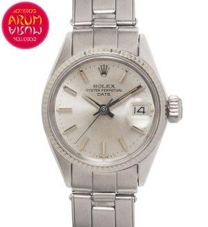 Rolex Date Shop Ref. 5489/2114