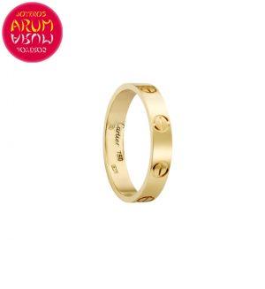 "Cartier Love Ring RAJ1578 ""SOLD"""