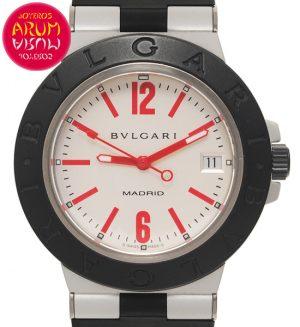Bulgari Madrid Shop Ref. 5585/2210