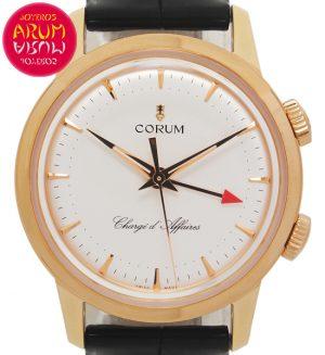 Corum Charge d´Affaires Shop Ref. 5582/2207