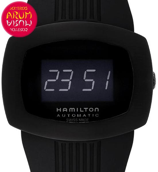 Hamilton Pulsomatic Shop Ref. 5602/2227