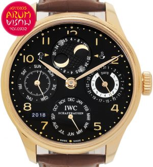 IWC Portuguese Perpetual Calendar Shop Ref. 5580/2205
