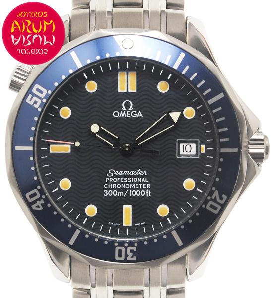 Omega Seamaster Shop Ref. 4854/1479