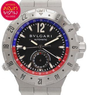 Bulgari Diagono Shop Ref. 5601/2226
