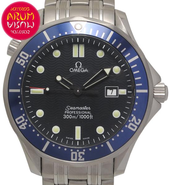 Omega Seamaster Shop Ref. 5604/2229