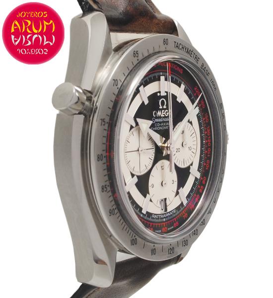 Omega Speedmaster Rattrapante Shop Ref. 5650/2275