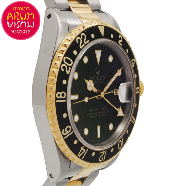 "Rolex GMT Master II Shop Ref. 5576/2201 ""SOLD"""