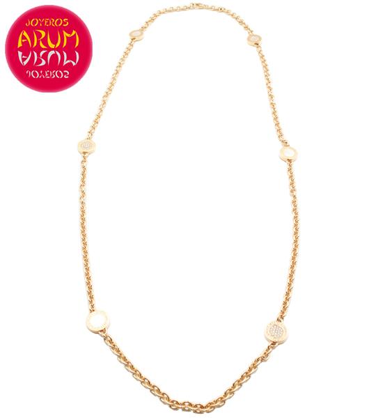 Bulgari Large Necklace RAJ1101