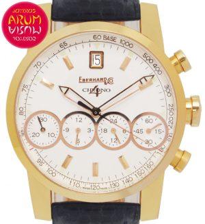 Eberhard & Co Chrono4 Shop Ref. 5689/2314