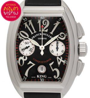 Franck Muller Conquistador King Shop Ref. 5656/2281