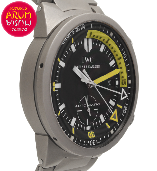 "IWC GST Deep One Shop Ref. 5673/2298 ""SOLD"""