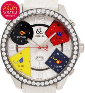 Jacob & Co Time Zones Shop Ref. 5668/2293