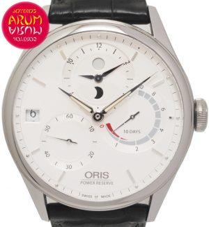 Oris Artelier Shop Ref. 5672/2297