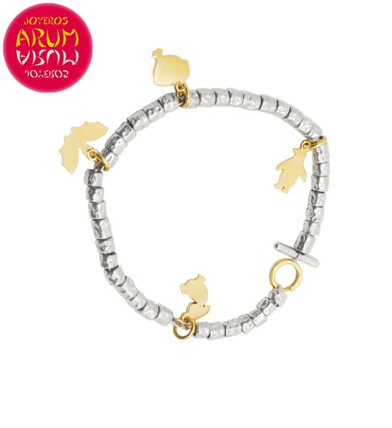 DODO Bracelet Gold & Silver RAJ1617