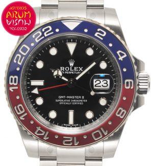 Rolex GMT Master II Shop Ref. 5477/2102