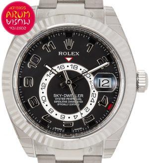 Rolex Sky Dweller Shop Ref. 5549/2174