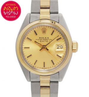 Rolex Date Shop Ref. 5649/2274
