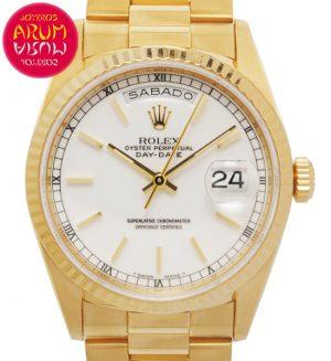 Rolex Day Date Shop Ref. 5676/2301