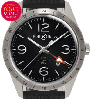 "Bell & Ross GMT Shop Ref. 5701/2326 ""SOLD"""