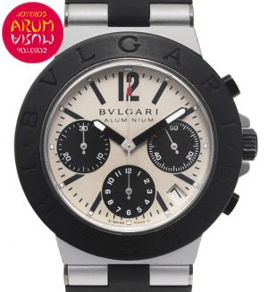 "Bulgari Aluminium Shop Ref. 5719/2344 ""SOLD"""