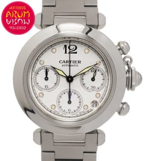Cartier Pasha Chrono Shop Ref. 5716/2341