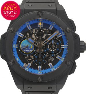 Hublot Unique Cayo Grande Shop Ref. 5721/2346