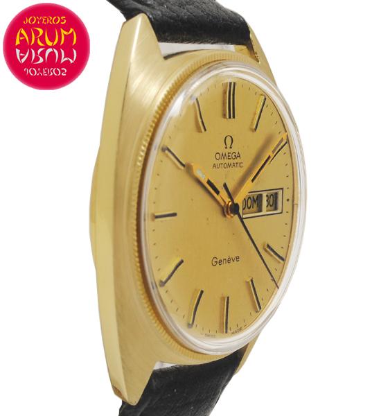Omega Seamaster Vintage Shop Ref. 5439/2064