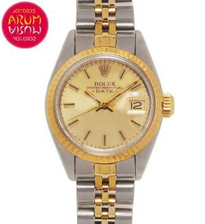 Rolex Date Shop Ref. 2606