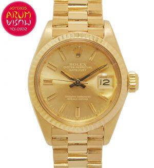 Rolex Datejust Shop Ref. 5684/2309