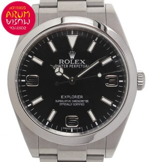 "Rolex Explorer Shop Ref. 5691/2316 ""SOLD"""