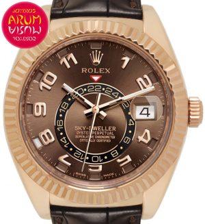 Rolex Sky-Dweller Shop Ref. 5731/2356