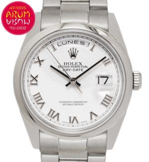 Rolex Day-Date Shop Ref. 5734/2359