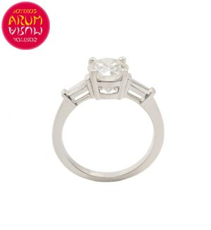 White Gold Ring with Diamond 3.19 ct. RAJ1615