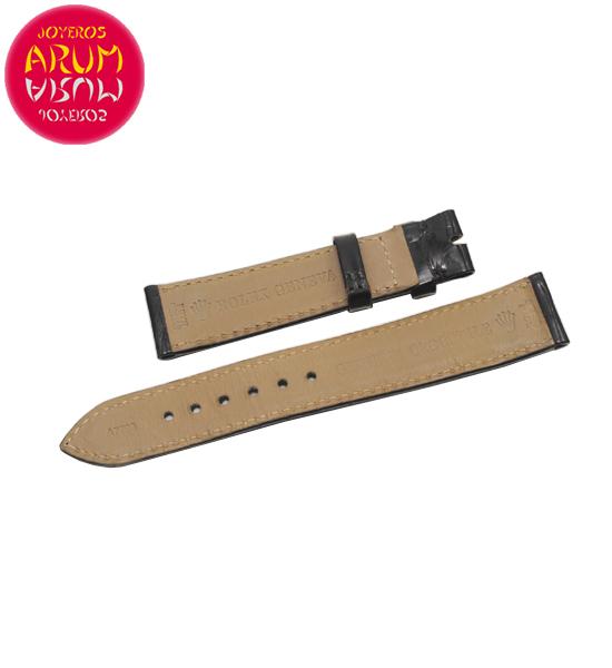 Z Rolex Strap Leather 18-16 RAC1603