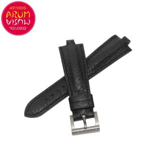 Z Bulgari Leather Strap 22 with Buckle RAC1602