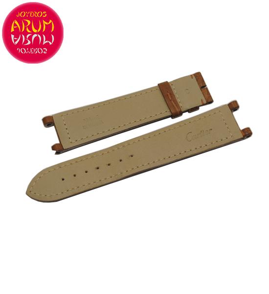 Z Cartier Strap Leather 20-18 RAC1476